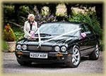Gloucestershire wedding car hire